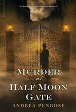 Murder at Half Moon Gate (A Wrexford and Sloane Mystery 9781496722416