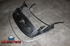 BMW E85 Z4 MANUAL ROOF FRAME WITH REAR STRIP 54347122949
