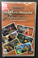 Hidden Objects Collection [ 6 Games in 1 Pack ] (Nintendo Switch) NEW