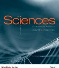 The Sciences : An Integrated Approach by Robert M. Hazen and James Trefil...
