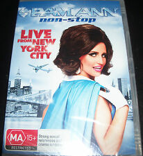 Pam Ann Non Stop Live In New York City Stand Up Comedy (Aust Region 4) DVD - NEW