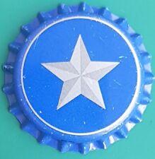 chapa cerveza ESTRELLA SIN beer bottle CROWN CAP KRONKORKEN CAPSULE KPOHET
