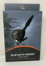 Gaming Bluetooth Headset For Sony PS3 Console (PlayStation 3) NEW SEALED!