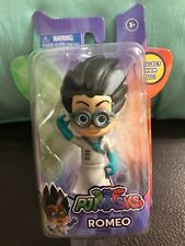 """PJMASKS ROMEO Action Figure 3"""" by Just Play NEW"""