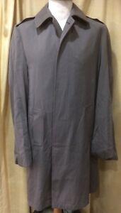G1 Raincoat Man's, Khaki Green Colour, Kattenburgs Ltd. size 176/100   #933