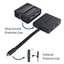 Cable Matters USB C Multiport Adapter (USB C Dock) w/HDMI/DP/VGA USB 2.0