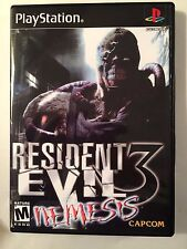 Resident Evil 3 Nemesis - Playstation - Replacement Case - No Game
