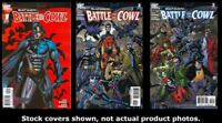 Batman: Battle for the Cowl 1-2 2 3 Complete Set Run Lot 1-2-3 VF/NM