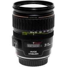 Canon EF 28/135mm. f3,5-5,6 USM IS MACRO obiettivo full frame AF stabilizzato.