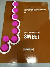 Sweet Louis Andriessen