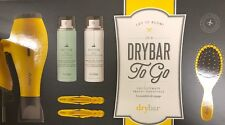 Let it Blow! It's Drybar to Go The Ultimate Travel Essentials Kit~ 6 pc set~ NIB