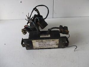 ROLLS ROYCE BENTLEY TURBO HEADLIGHT CONTROL ECU UD70736
