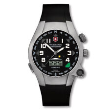 New Victorinox Swiss Army ST 5000 Titanium Digital Compass Watch 24837 $650