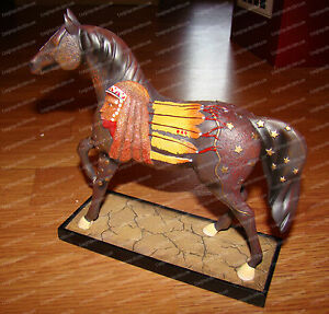 TOPP DREAMWALKER Horse (Trail of Painted Ponies by Westland, 12263) 1st Edition