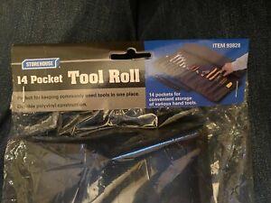 Storehouse 14 Pocket Tool Roll