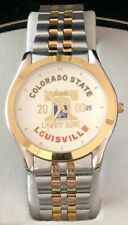 "2000 LOUISVILLE CARDINALS / COLORADO STATE ""LIBERTY BOWL"" COLLEGE FOOTBALL WATCH"