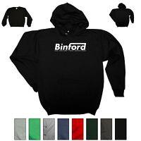 Binford Tools Funny Hooded Sweatshirt Home Improvement Tool Time Gift Hoodie