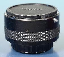 Rollei entre anillo Extension Tube Rollei qbm adaptador adapting - (42077)