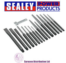 SEALEY PUNCH & CHISEL SET 16PC - AK9216