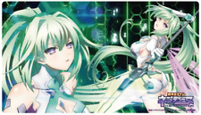Hyperdimension Neptunia Vest Green Heart Card Character Rubber Playmat Vol.38