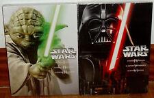 SAGA STAR WARS I-II-III-IV-V-VI NUEVO PRECINTADO 6 DVD SLIPCOVER (SIN ABRIR) R2