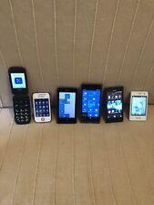 Lotto  Smartphone LG,Nokia Lumia,Sony Experia, Samsung Hello kitty ,cell anziani