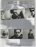Rare CLIMIE FISHER EVERYTHING Piano Vocal Guitar SONGBOOK 10 songs 1988