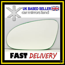 Left Passenger Wing Car Mirror Glass Replacement VW PASSAT B6 2005-2010