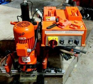 Blum Minipress  M51N1004 3X220 V 1997 Model Series CF 5143  Hinge Boring Machine