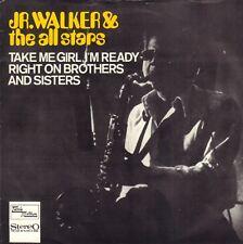 """JR. WALKER & THE ALL STARS – Take Me Girl (1971 MOTOWN VINYL SINGLE 7"""" HOLLAND)"""
