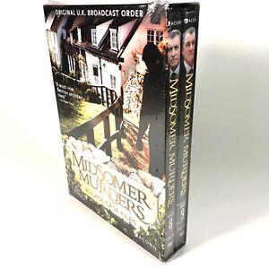 Midsomer Murders Village Case Files Series 8 & 9 Acorn Media British Mystery