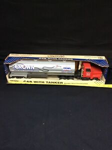 ERTL 1992 Crown Cab with Tanker, Baltimore, MD  NOS #3174DO