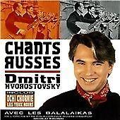Dmitri Hvorostovsky - Dark Eyes: Russian Folk Songs by