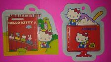 1976-84 HELLO KITTY SANRIO MINI LETTER SET/1976 HELLO KITTY SANRIO ADDRESS BOOK