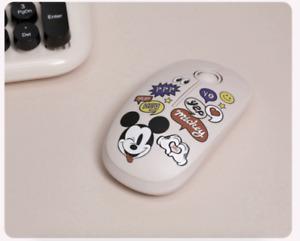 Disney Mickey Silent Wireless Mouse