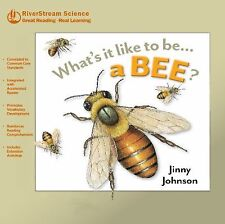 What's It Like to Be a Bee? by Jinny Johnson (2014, Paperback, Children's)