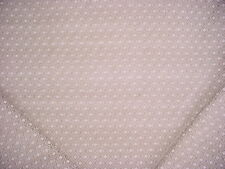 1-1/4Y Romo 7702 Ennis Clay Taupe Diamond Trellis Chenille Upholstery Fabric