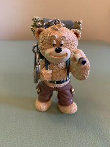 Bad Taste Bears - Weedpacker Keyring/chain. Smoker, Pot.