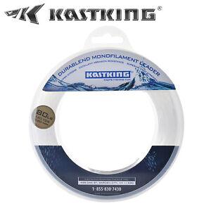 KastKing DuraBlend Monofilament Leader Line - (120 yds) 60 lb test