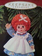 """3rd in Madame Alexander series - """"Mop Top Wendy"""", 1998 Keepsake Ornament, MIB"""