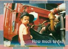 50 Postcards Little Lee Comic Trucking How Much to Fix?