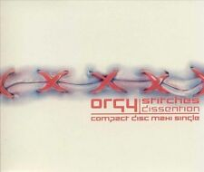 Orgy : Stitches  Dissention CD