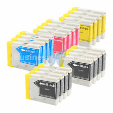 20+ PACK LC51 Ink Cartridge for Brother MFC-685CW MFC-465CN MFC-885CW LC-51 LC51