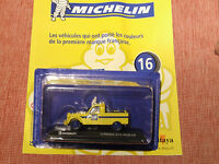 MICHELIN  CITROEN 2CV PICK UP   1:43 SCALE