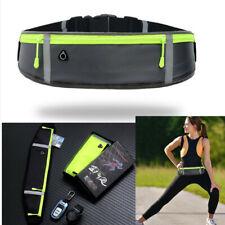 Sport Zip Waist Belt Bag Pouch Running Fanny Pack Case Cover For LG Stylo 6/Moto