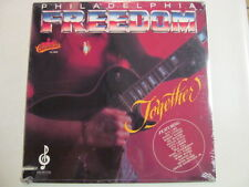 PHILADELPHIA FREEDOM SEALED CUTOUT LP COLLECTIBLES LABEL VARIOUS ARTISTS 12 TRKS