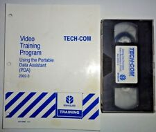 New Holland Portable Data Assistant PDA Service Training Manual & Video tractor