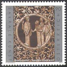 Austrian Art Postal Stamps