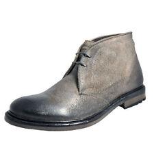Scarpe classiche da uomo grigie Base London