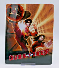 SHAOLIN SOCCER - Glossy Bluray Steelbook Magnet Cover (NOT LENTICULAR)